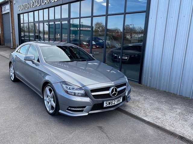2012 MERCEDES CLS-class CLS 350 CDI BlueEFFICIENCY Sport Auto - Picture 2 of 10