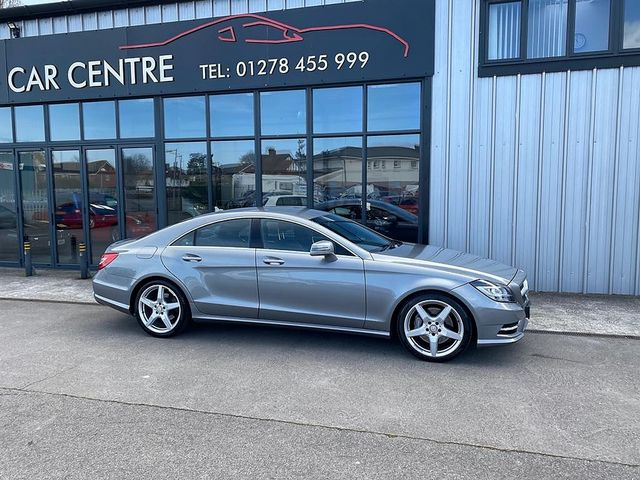 2012 MERCEDES CLS-class CLS 350 CDI BlueEFFICIENCY Sport Auto - Picture 3 of 10