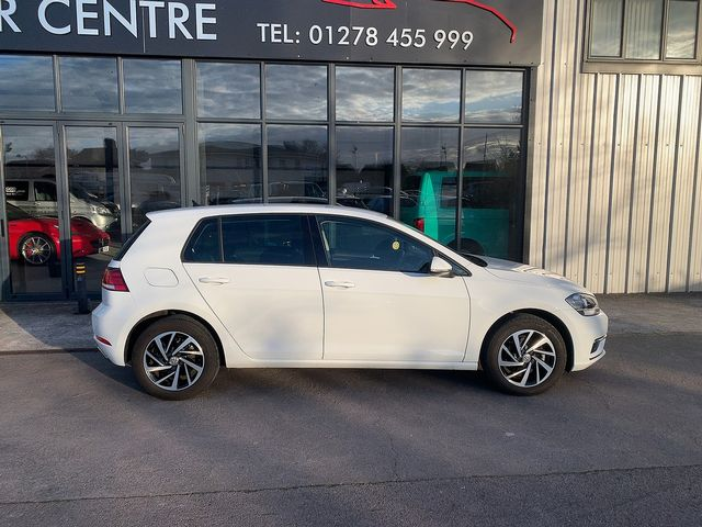 2019 VOLKSWAGEN Golf Match TSI 1.0 110 PS DSG - Picture 2 of 10
