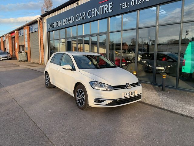 2019 VOLKSWAGEN Golf Match TSI 1.0 110 PS DSG - Picture 3 of 10