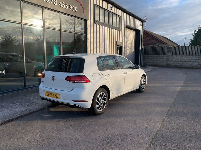 2019 VOLKSWAGEN Golf Match TSI 1.0 110 PS DSG - Picture 4 of 10
