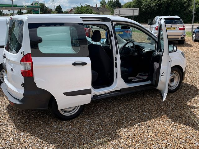 2017 FORD TRANSIT COURIER KOMBI TDCI ECO - Picture 2 of 6