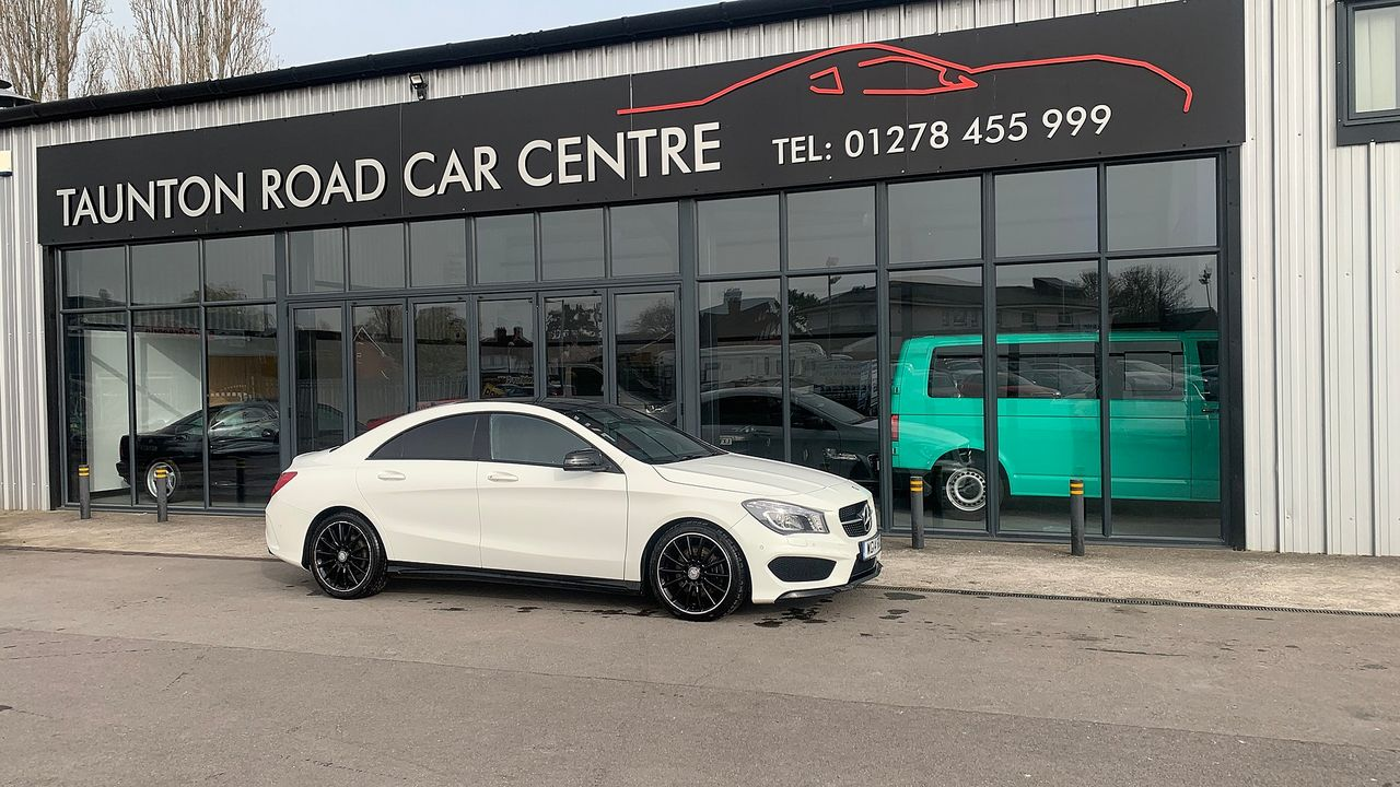 2014 MERCEDES CLA-Class CLA 220 CDI AMG Sport DCT - Picture 1 of 12