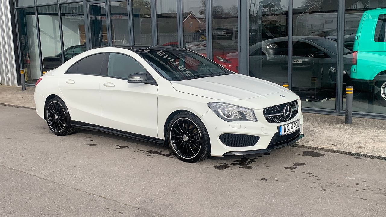 2014 MERCEDES CLA-Class CLA 220 CDI AMG Sport DCT - Picture 2 of 12