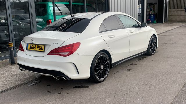2014 MERCEDES CLA-Class CLA 220 CDI AMG Sport DCT - Picture 4 of 12