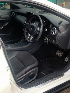 2014 MERCEDES CLA-Class CLA 220 CDI AMG Sport DCT - Picture 7 of 12