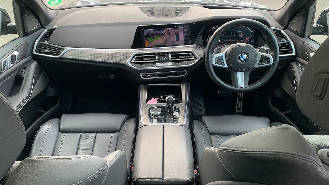 2019 BMW X5 xDrive 30d M Sport - Picture 17 of 27