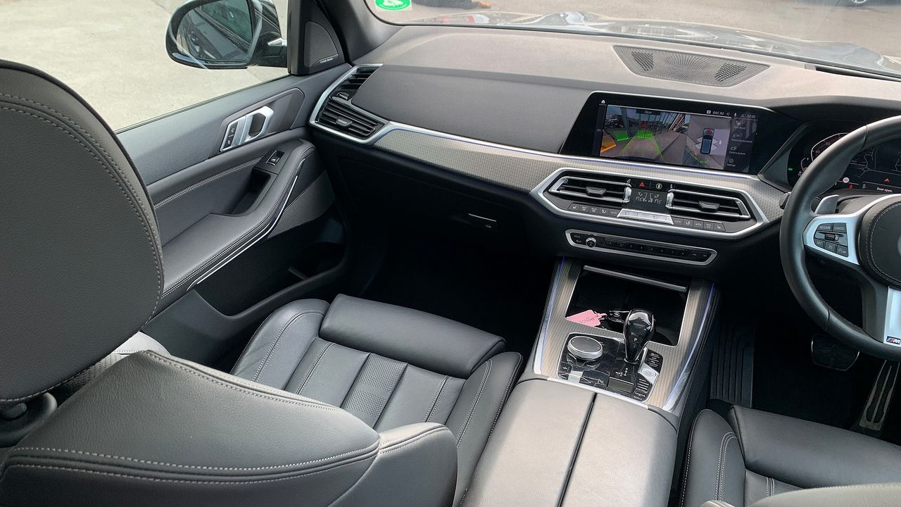 2019 BMW X5 xDrive 30d M Sport - Picture 18 of 27