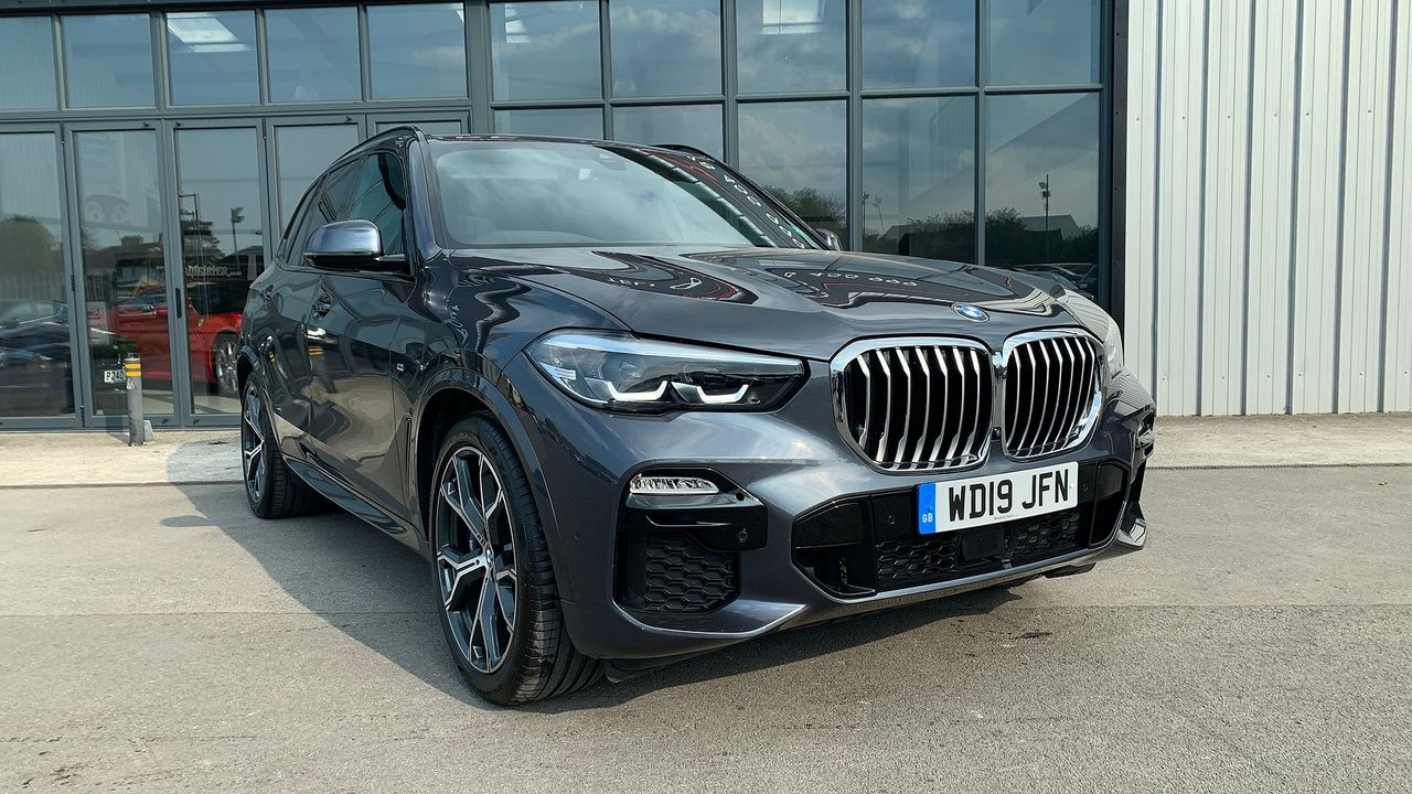 2019 BMW X5 xDrive 30d M Sport - Picture 1 of 27