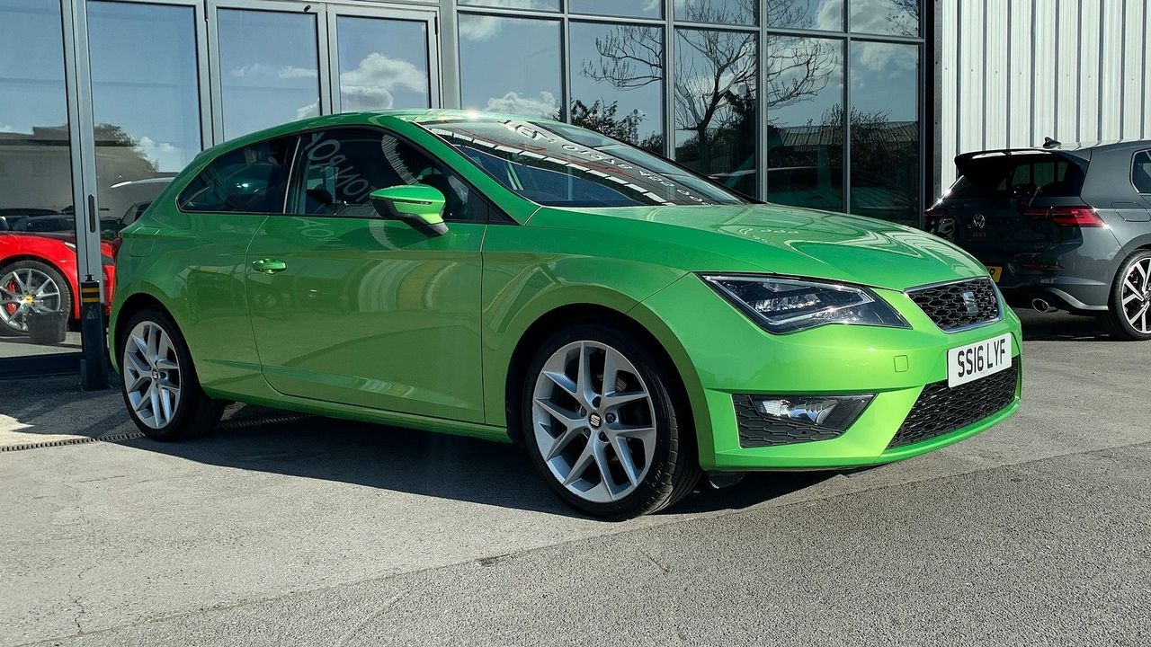 2016 SEAT Leon SC 1.4 EcoTSI 150PS FR - Picture 1 of 18