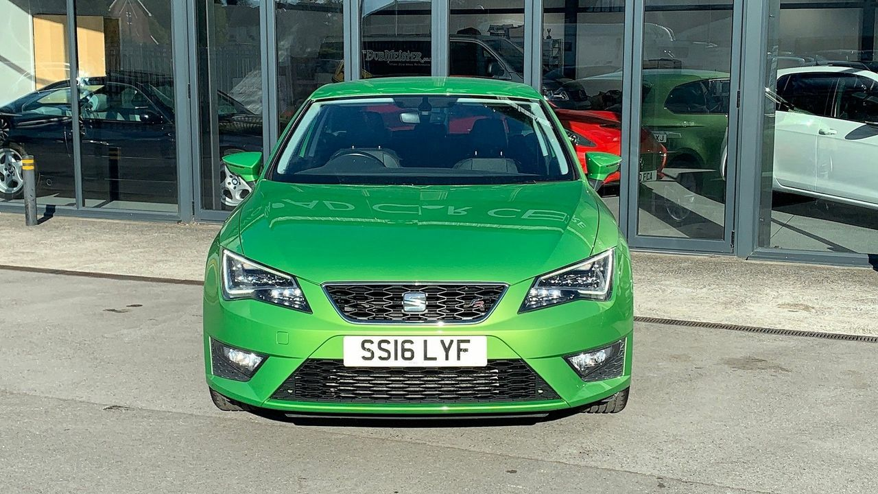 2016 SEAT Leon SC 1.4 EcoTSI 150PS FR - Picture 2 of 18