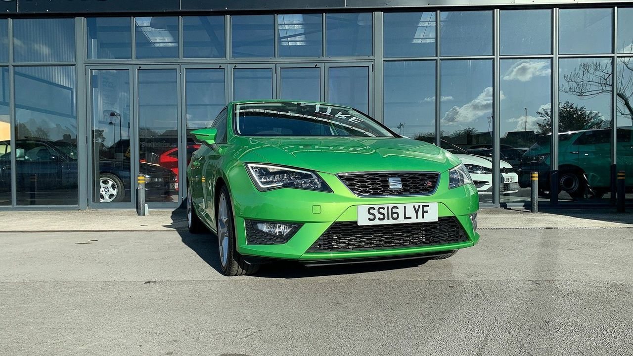 2016 SEAT Leon SC 1.4 EcoTSI 150PS FR - Picture 3 of 18