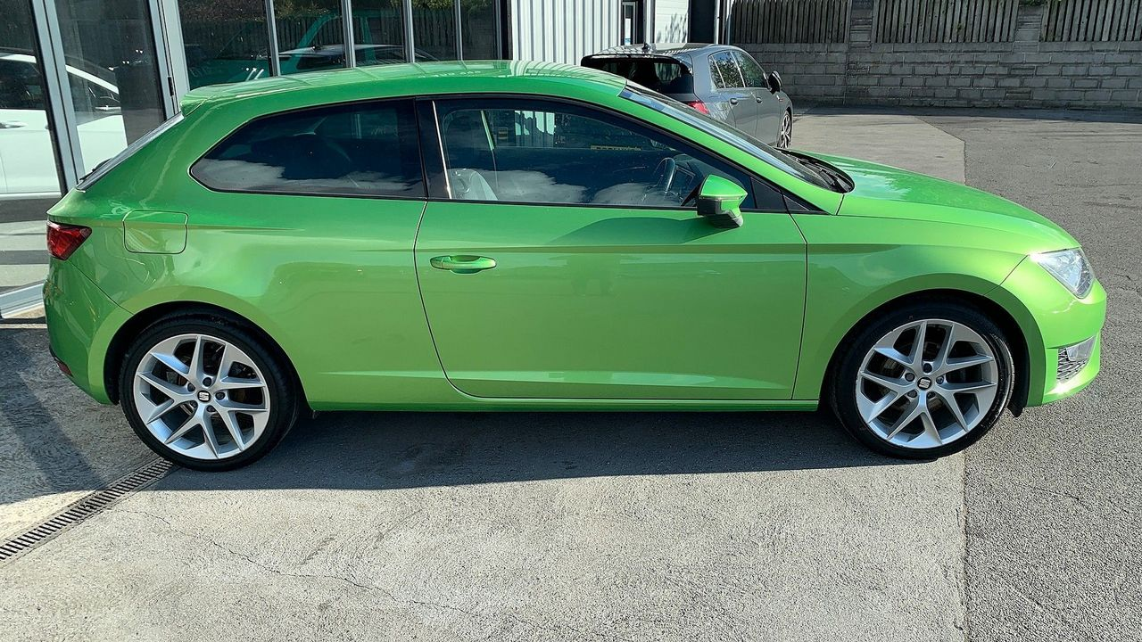 2016 SEAT Leon SC 1.4 EcoTSI 150PS FR - Picture 4 of 18