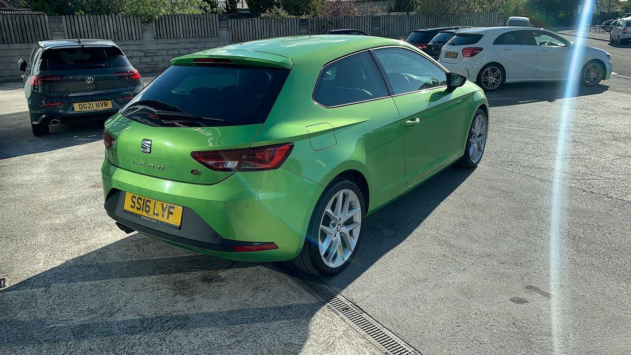 2016 SEAT Leon SC 1.4 EcoTSI 150PS FR - Picture 5 of 18