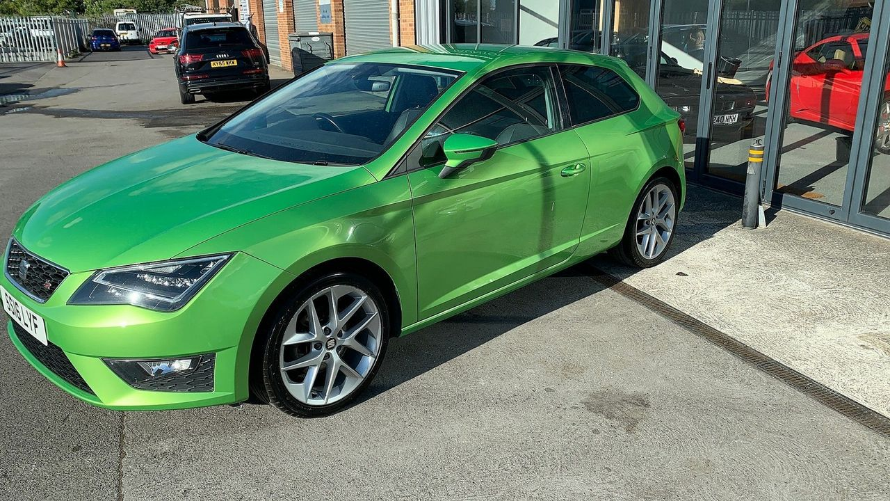 2016 SEAT Leon SC 1.4 EcoTSI 150PS FR - Picture 8 of 18