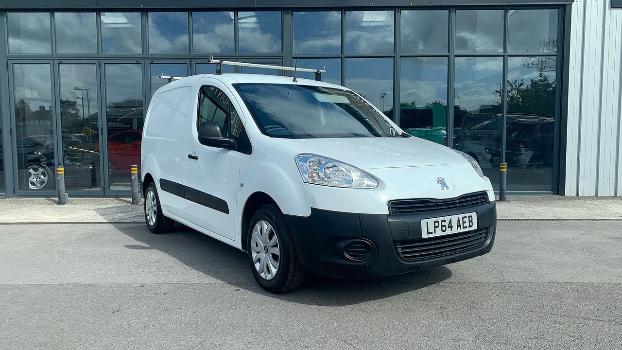 2015 PEUGEOT Partner 1.6HDi 75 Professional L1 - Picture 1 of 19