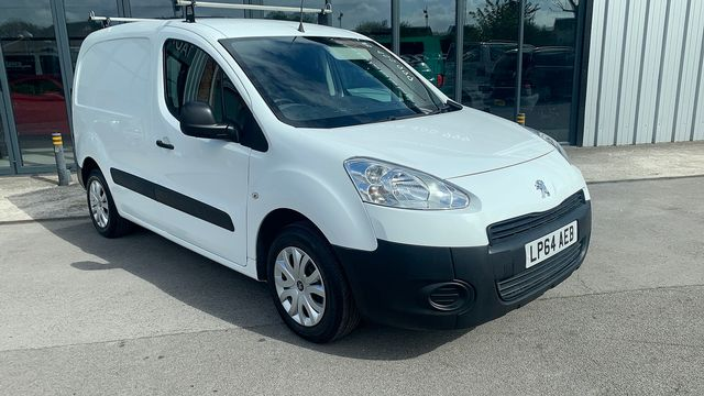 2015 PEUGEOT Partner 1.6HDi 75 Professional L1 - Picture 2 of 19