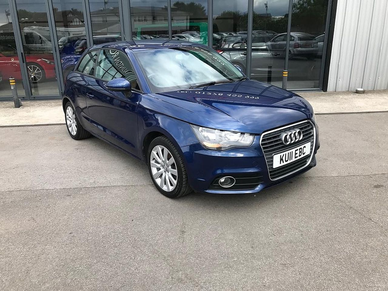 2011 AUDI A1 1.6 TDI Sport 105PS - Picture 1 of 19