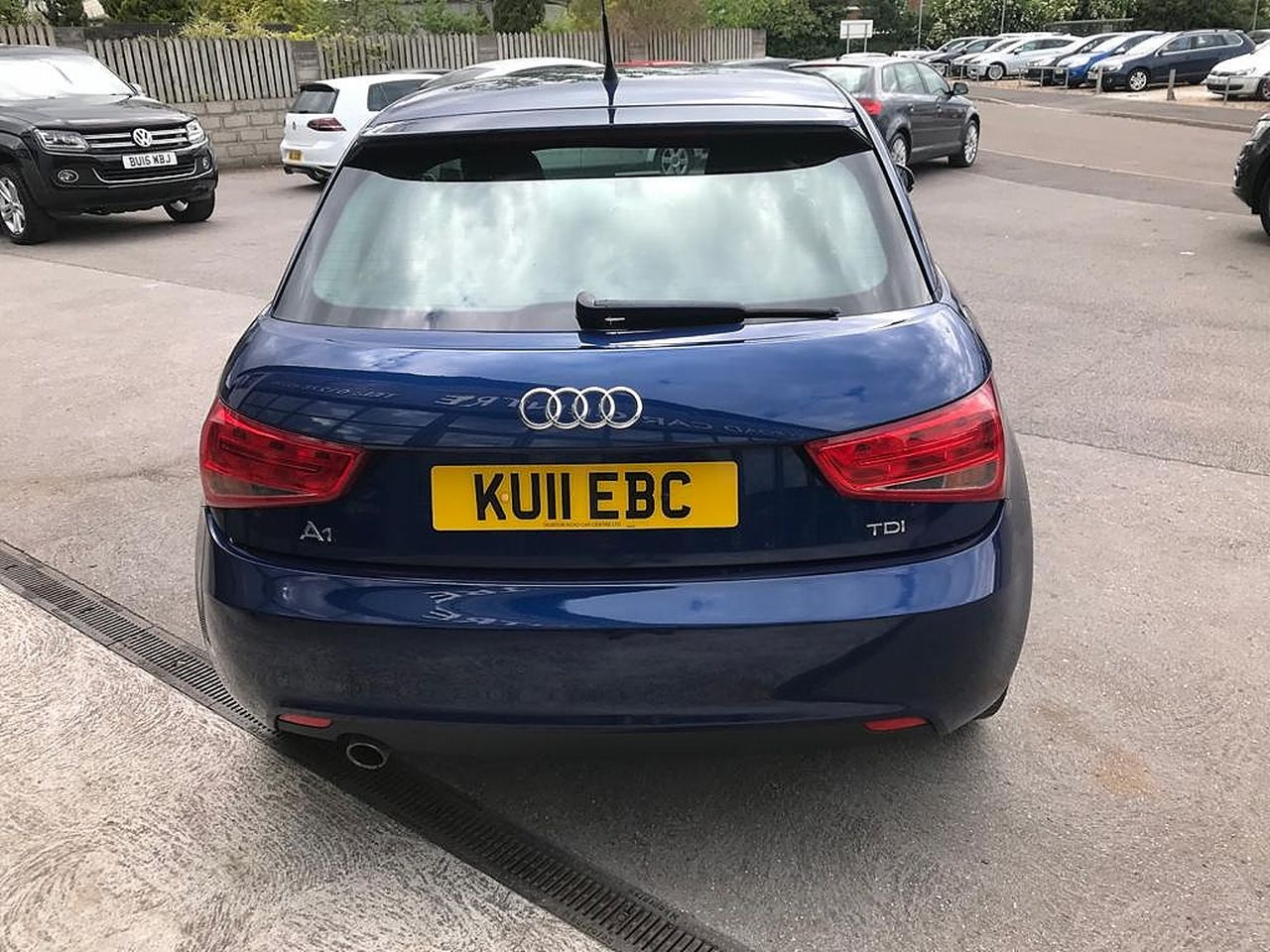 2011 AUDI A1 1.6 TDI Sport 105PS - Picture 4 of 19