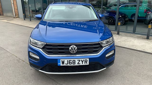 2018 VOLKSWAGEN T-Roc SE 1.6 TDI 115 PS 6-speed manual - Picture 8 of 21