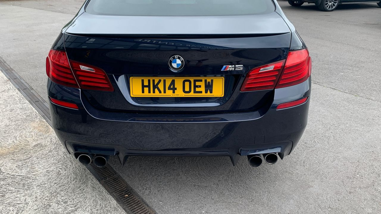 2014 BMW 5 Series M5 - Picture 5 of 15