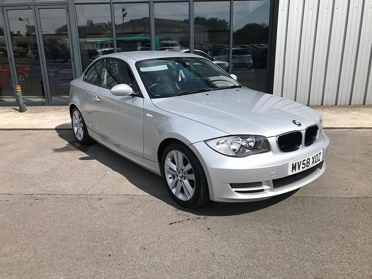 2008 BMW 1 Series 120d SE - Picture 1 of 12