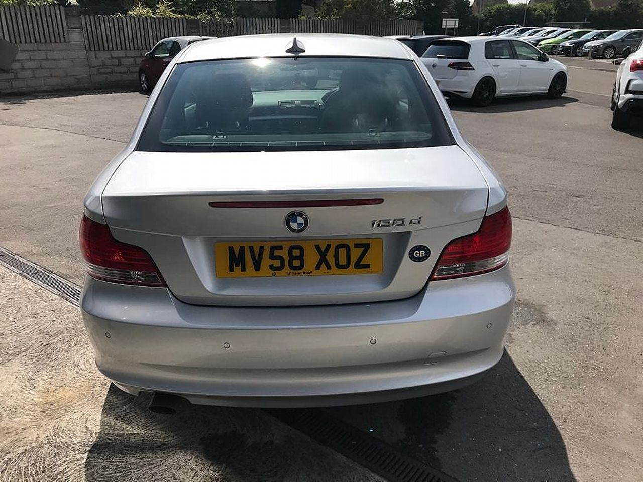 2008 BMW 1 Series 120d SE - Picture 3 of 12