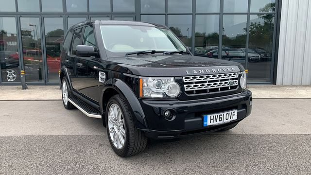 2011 LAND ROVER Discovery 4 3.0 SDV6 HSE