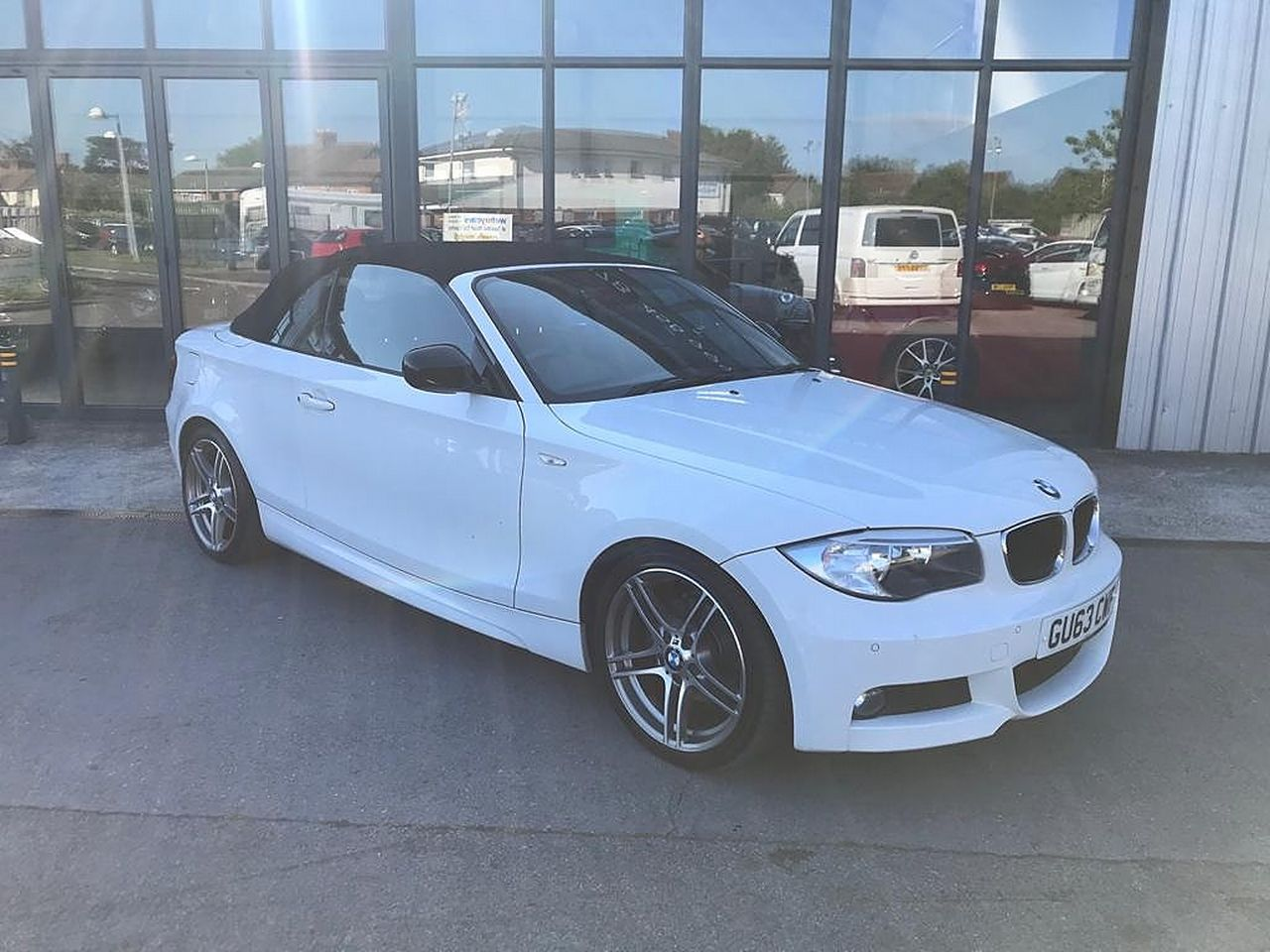2013 BMW 1 Series 118d Sport Plus Edition - Picture 1 of 19
