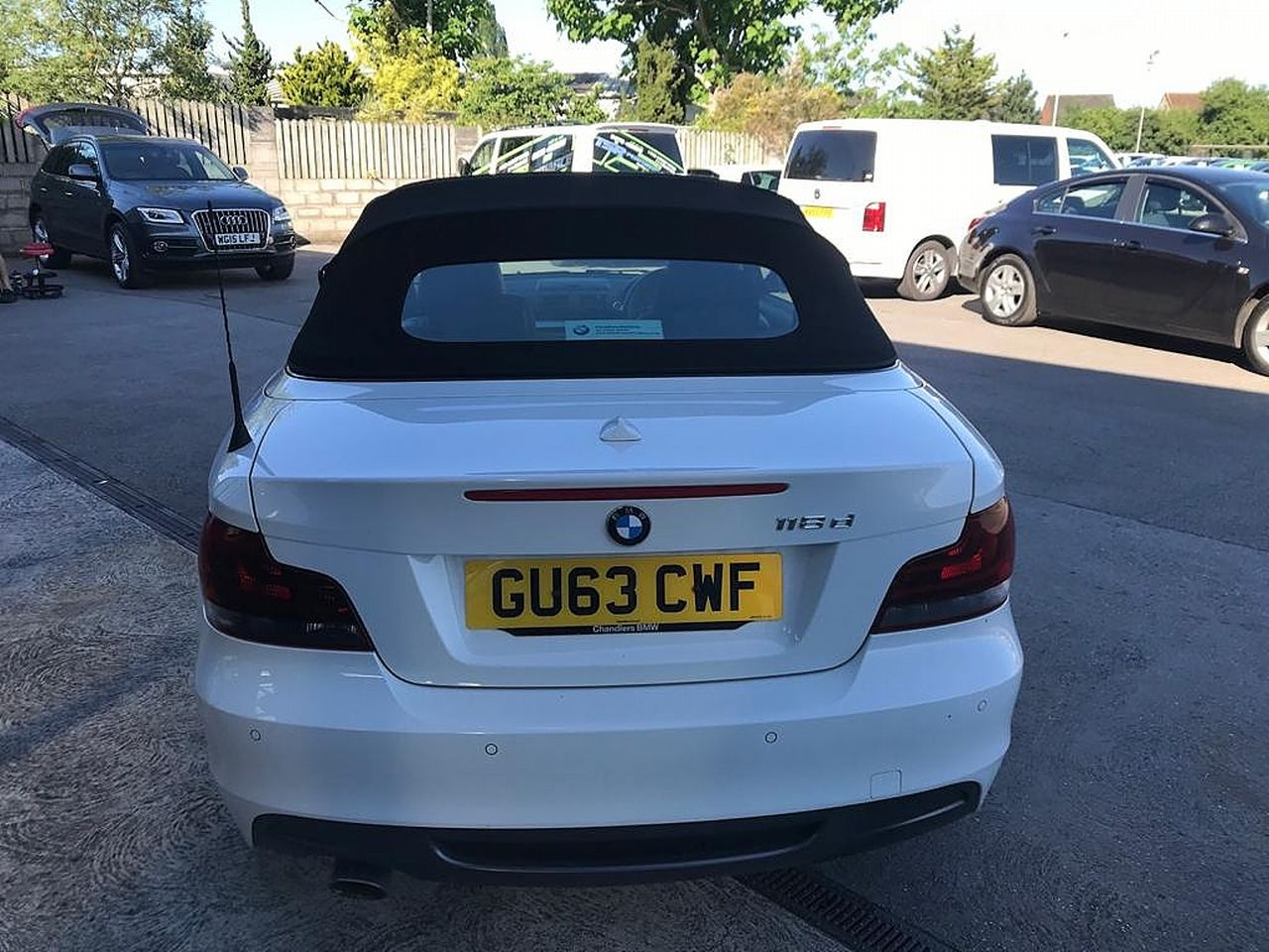 2013 BMW 1 Series 118d Sport Plus Edition - Picture 9 of 19