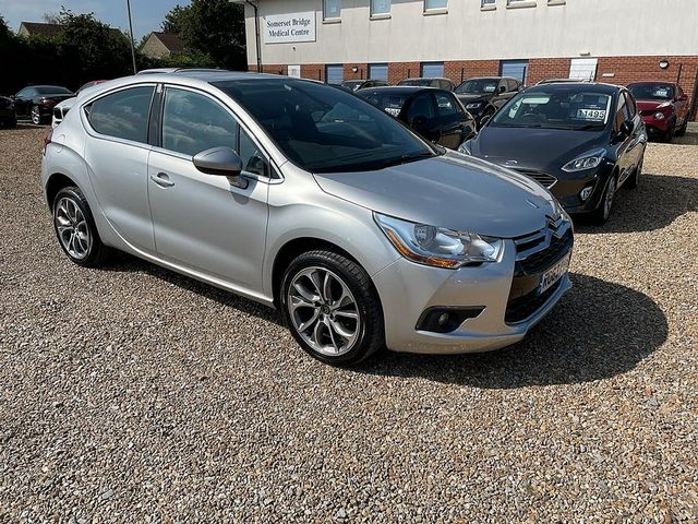 2013 CITROEN DS4 DStyle e-HDi 115 Airdream EGS6 - Picture 1 of 13