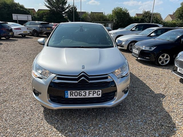 2013 CITROEN DS4 DStyle e-HDi 115 Airdream EGS6 - Picture 2 of 13