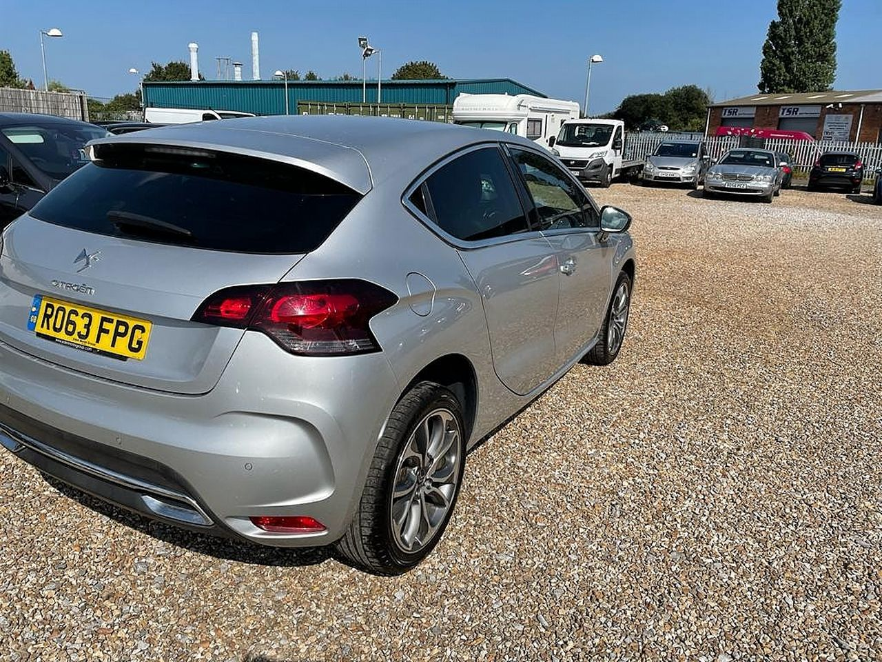 2013 CITROEN DS4 DStyle e-HDi 115 Airdream EGS6 - Picture 3 of 13