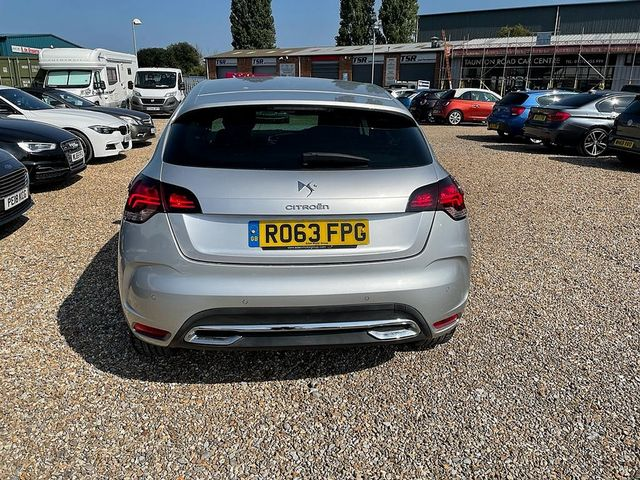 2013 CITROEN DS4 DStyle e-HDi 115 Airdream EGS6 - Picture 4 of 13