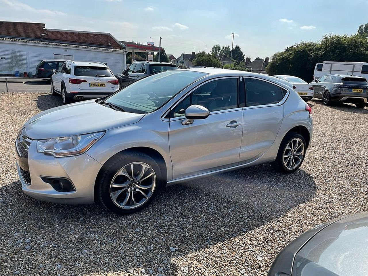 2013 CITROEN DS4 DStyle e-HDi 115 Airdream EGS6 - Picture 5 of 13