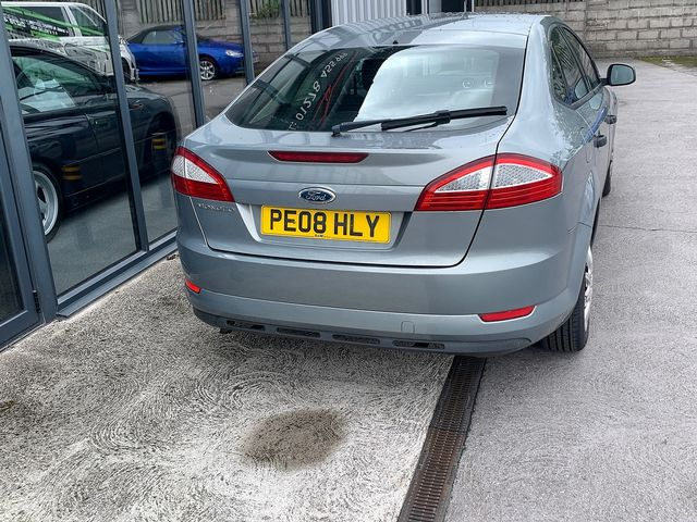 2008 FORD Mondeo Edge 1.6 125 - Picture 3 of 6