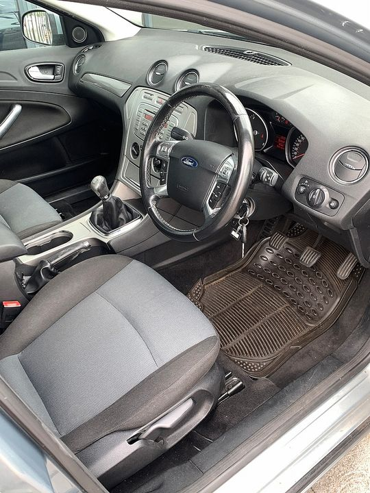2008 FORD Mondeo Edge 1.6 125 - Picture 4 of 6