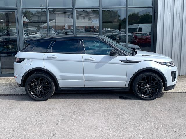 2015 LAND ROVER Range Rover Evoque Td4 180hp HSE Dynamic 9Sp Auto 4WD - Picture 3 of 11