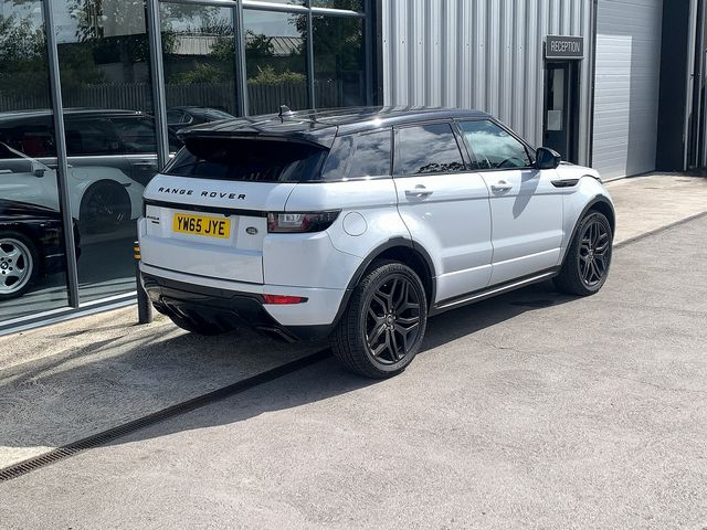 2015 LAND ROVER Range Rover Evoque Td4 180hp HSE Dynamic 9Sp Auto 4WD - Picture 4 of 11