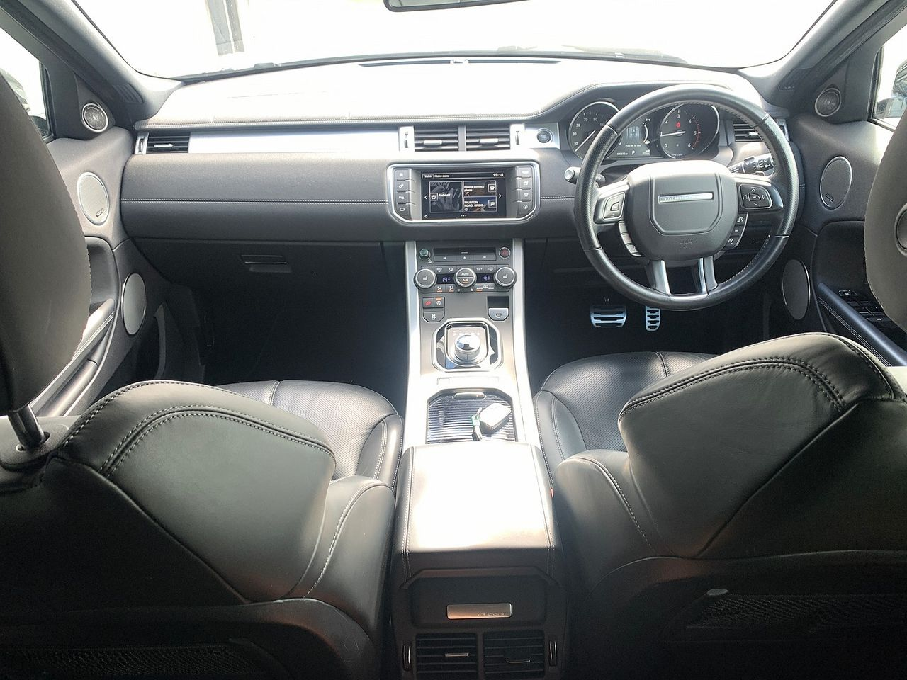 2015 LAND ROVER Range Rover Evoque Td4 180hp HSE Dynamic 9Sp Auto 4WD - Picture 7 of 11