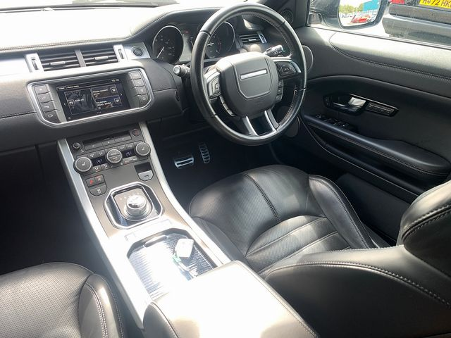 2015 LAND ROVER Range Rover Evoque Td4 180hp HSE Dynamic 9Sp Auto 4WD - Picture 8 of 11