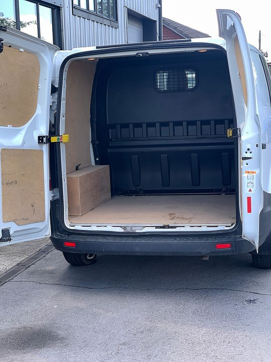 2017 FORD Transit Custom Crew Cab 2.0TD 105PS 270 FWD L1 - Picture 11 of 11