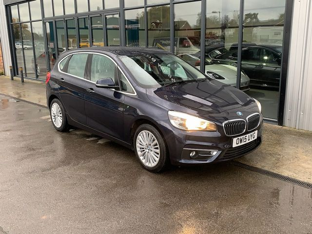 2015 BMW 2 Series Active Tourer 218i Luxury - Picture 2 of 9