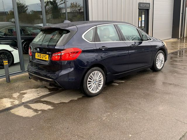 2015 BMW 2 Series Active Tourer 218i Luxury - Picture 4 of 9