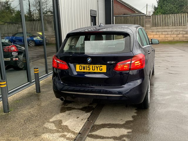 2015 BMW 2 Series Active Tourer 218i Luxury - Picture 5 of 9